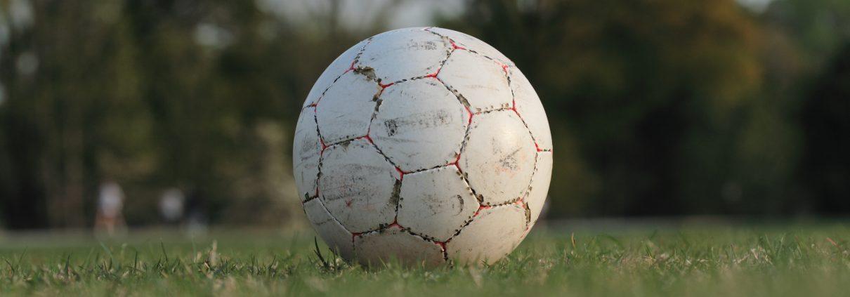 Voetbal op het gras, keuzemogelijkheid voor Parkmix