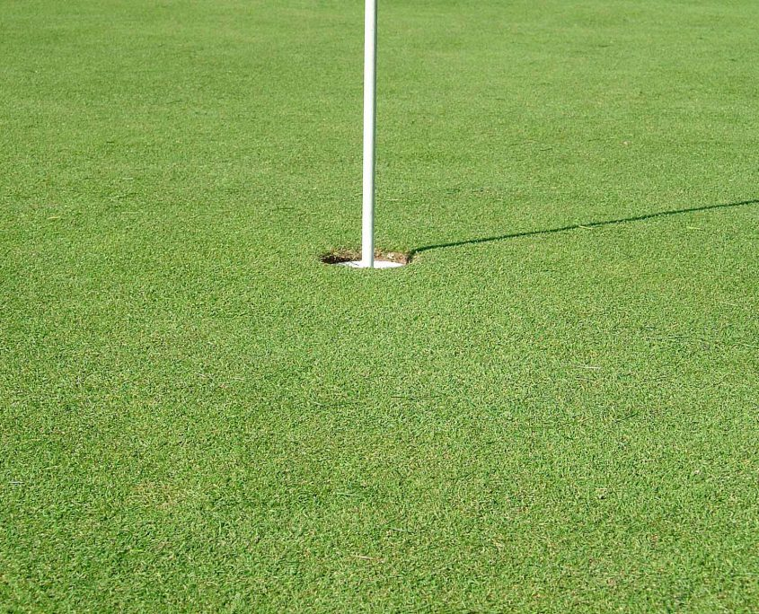 Stukje golfbaan