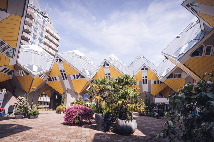 best-things-to-do-in-rotterdam-cube-houses-courtyard